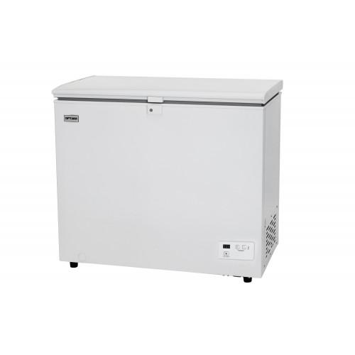 Морозильный ларь OPTIMA BD-230WLG (белый)
