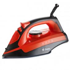 Утюг DELTA DL-755 черно-оранжевый