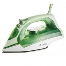 Утюг DELTA DL-755 бело-зеленый