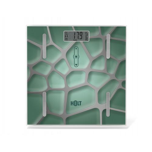 Весы напольные HOLT HT-BS-011 green