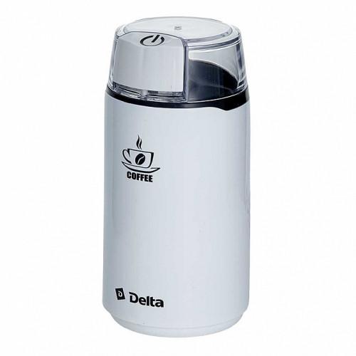Кофемолка DELTA DL-087К белая