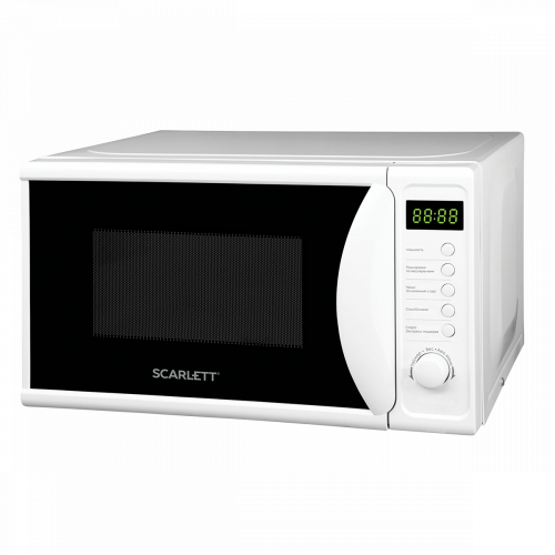 Микроволновая печь SCARLETT SC-MW9020S02D (белый)