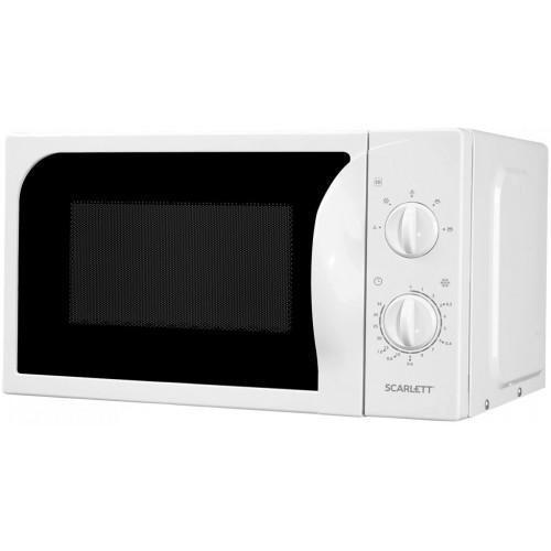 Микроволновая печь SCARLETT SC-MW9020S08M (белый)