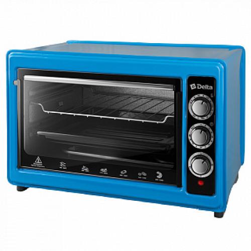 Мини-печь DELTA D-0123 (синяя)