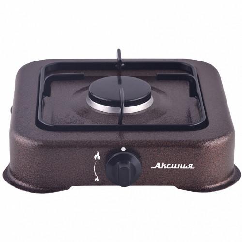Газовая плита АКСИНЬЯ КС-105 коричневая