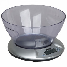 Весы настольные с чашей DELTA КСЕ-02 стальной