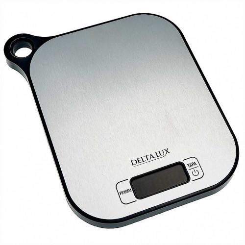 Весы кухонные DELTA LUX DE-001KE