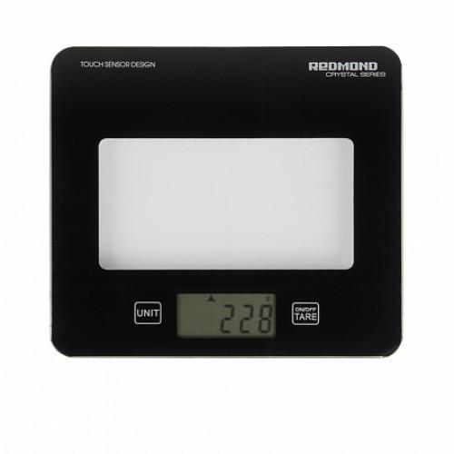 Весы кухонные REDMOND RS-724-E черный