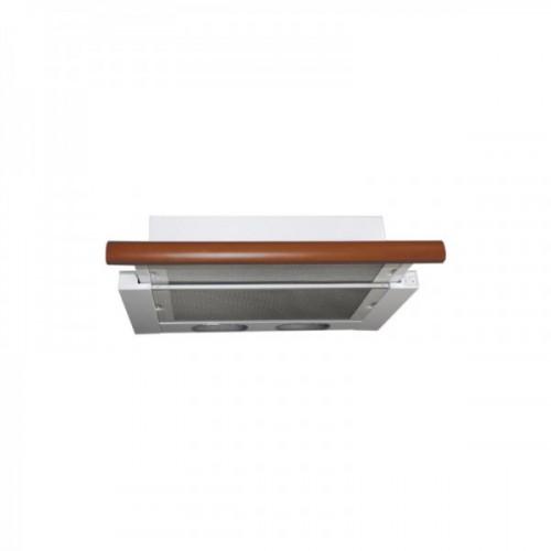 Вытяжка кухонная KRONA Интегра 50 белый/дуб венге