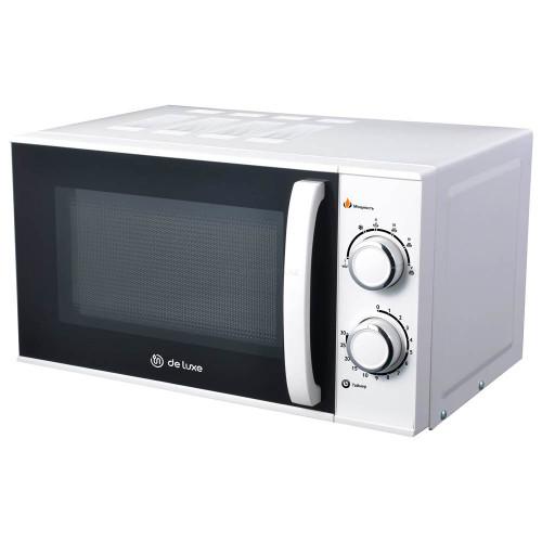 Микроволновая печь De Luxe MF-RS20-E-W