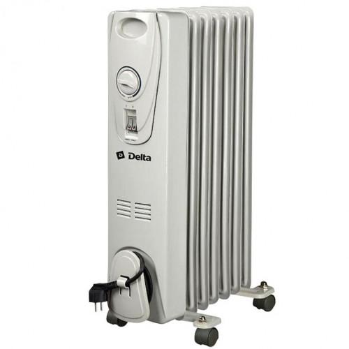 Масляный радиатор DELTA D-25-11