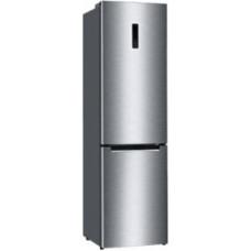 Холодильник SVAR SV 345 NFI (серебристый)