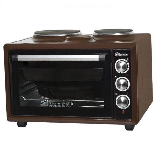 Мини-печь Василиса ВС-2К39 (коричневый)
