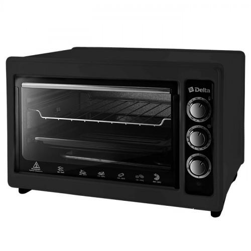 Мини-печь DELTA D-0123 (черный)