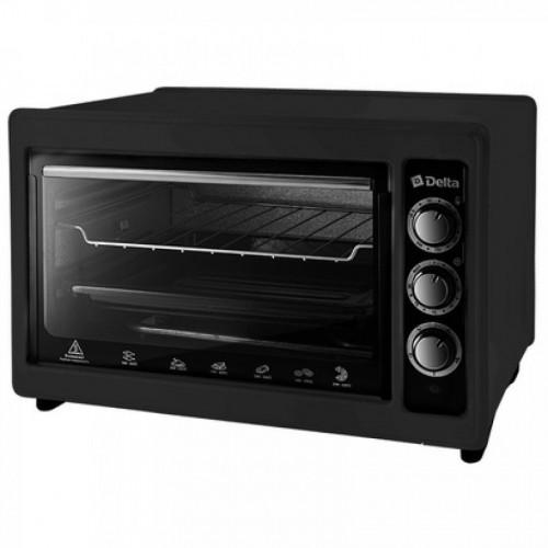 Мини-печь DELTA D-0124 (черная)
