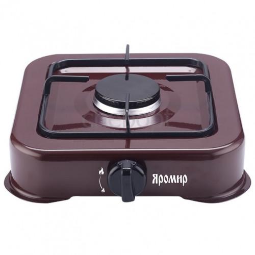 Газовая плита DELTA Яромир ЯР-3011 (коричневый)