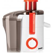 Соковыжималка BBK JC060-H11 (белый-оранжевый)